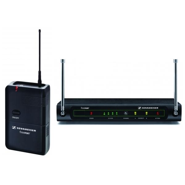 Sennheiser - FP 72-C-EU FREEPORT Sistema per chitarra - 742,5-744,5 MHz
