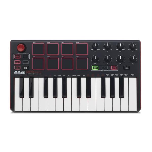 Akai - [1070015538] MPK MINI MK2 Controller midi/usb