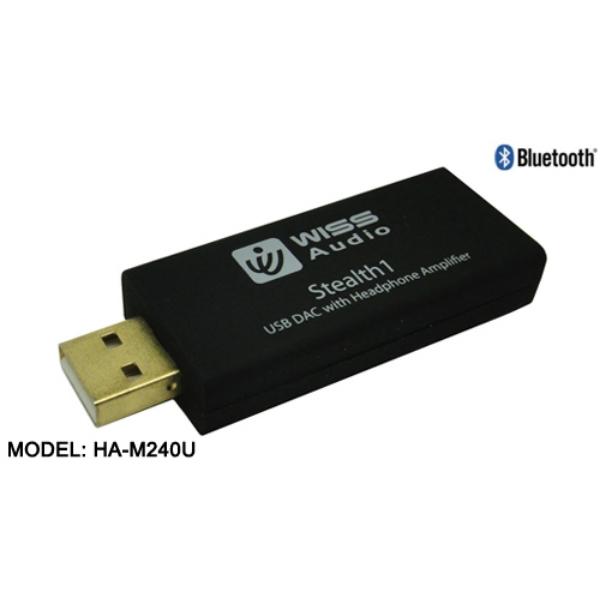 Wiss Audio - [WA HA-M240U] USB DAC / Ampli x cuffia