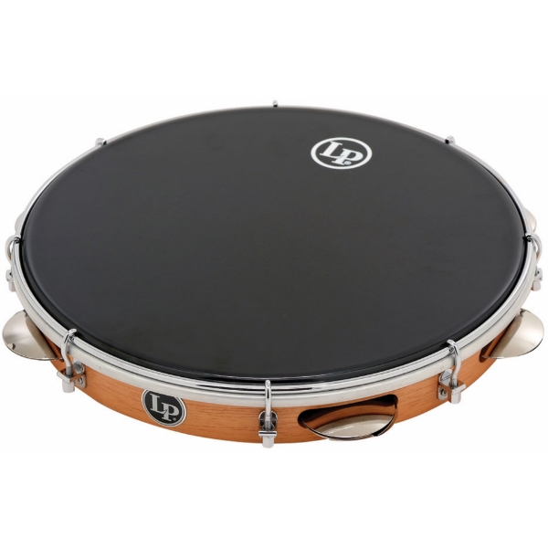"""Lp Latin Percussion - [LP 3012] Pandeiro in legno da 12"""""""