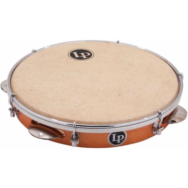 """Lp Latin Percussion - [LP 3010N] Paindero in legno 10"""""""