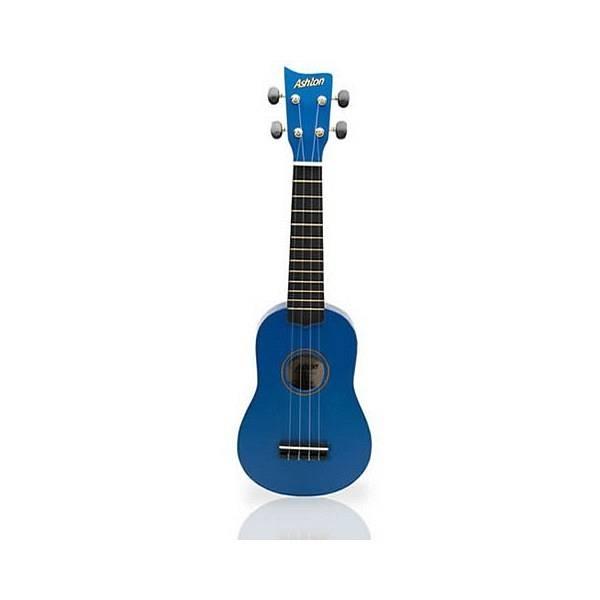 Ashton - [UKE100 BL] Ukulele Blue Finish, con borsa