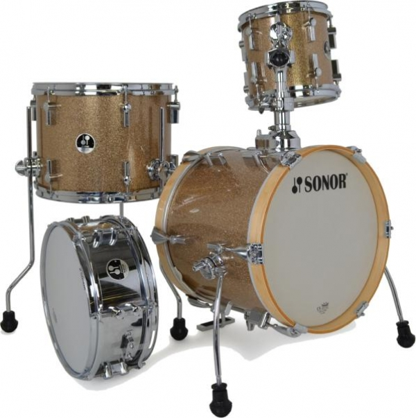 Sonor - [SSE 14] Martini Gold Galaxy Sparkle