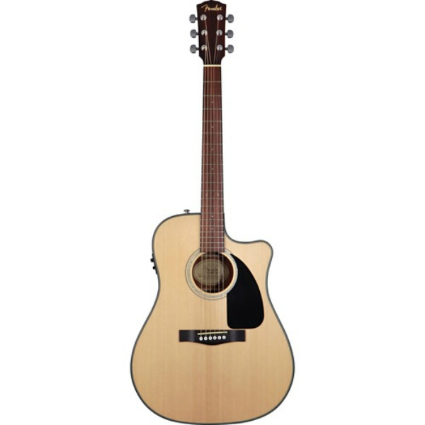 Fender - Dreadnought - [0961532021] CD100CE (V.2) Chitarra acustica Natural