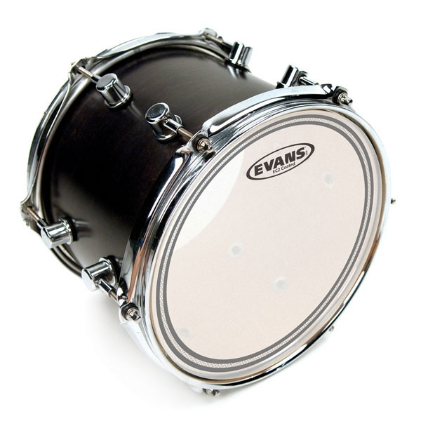 "Evans - EC2S Frosted - B16EC2S 16"" EC2 Frosted Tom/Timbale"