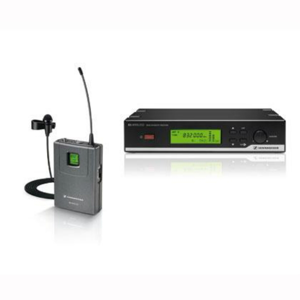 Sennheiser - [XSW 12-A] SISTEMA COMPLETO RADIOMICROFONO X VOCE