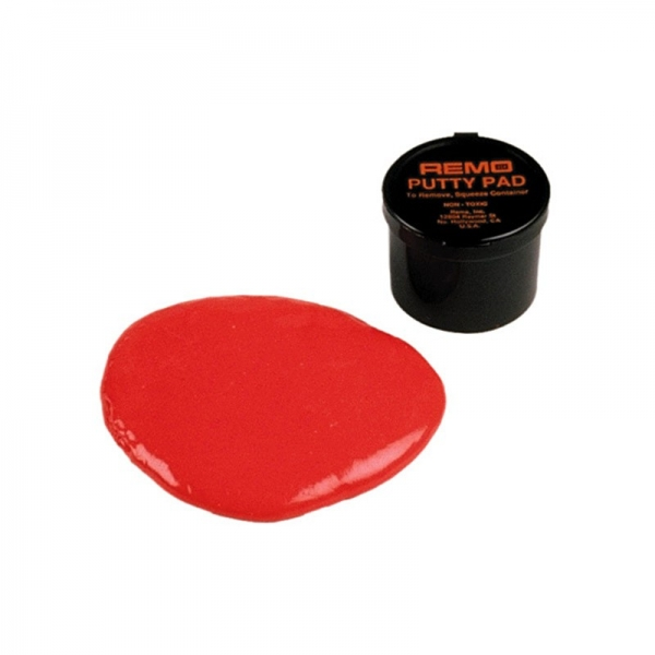 Remo - [RT-1001-52] Putty Pad Practice Rosso