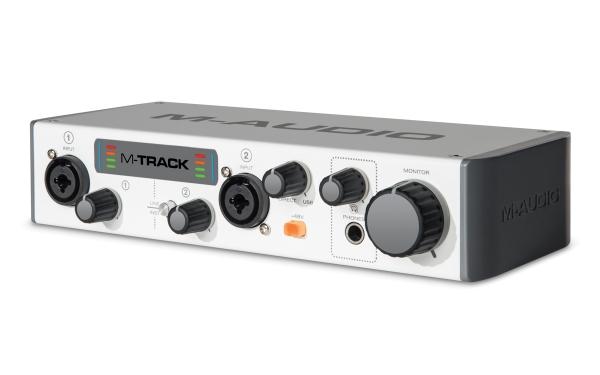 M-Audio - M-Track MKII