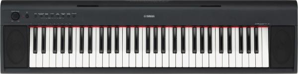Yamaha - [NP-11] Tastiera portatile Nera