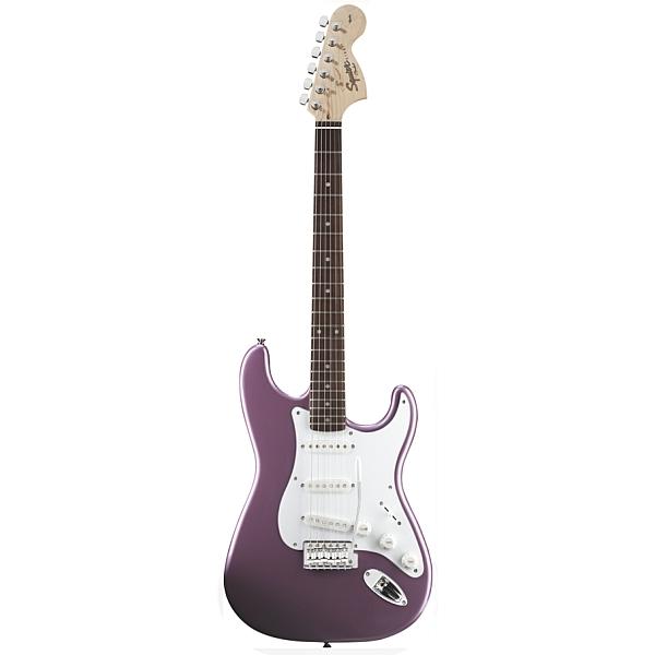 Fender - Squier Affinity - [0310600566] Stratocaster Burgundy Mist Rosewood