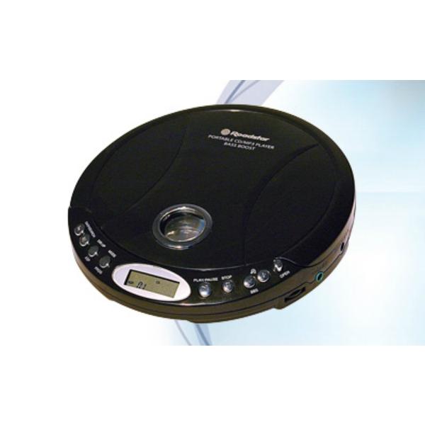 Roadstar - [PCD495MPBK] Lettore CD Portatile - Nero