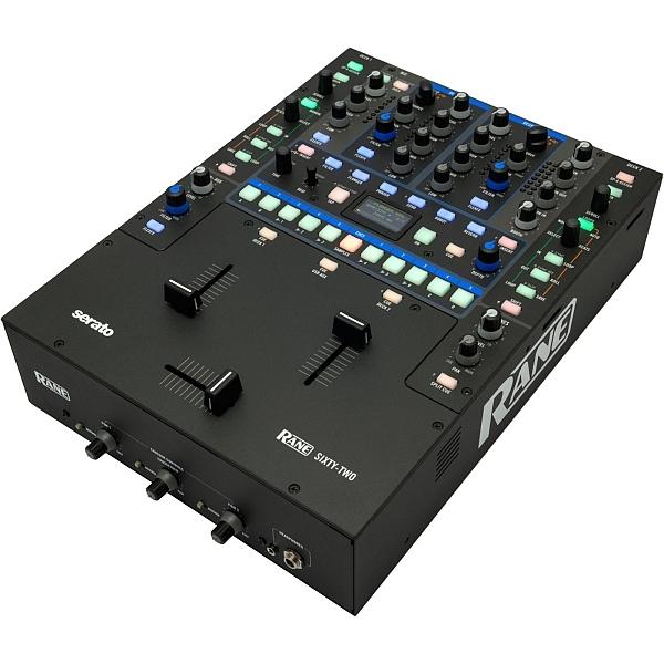 Rane - SIXTY-TWO Mixer Dj Pro con Serato