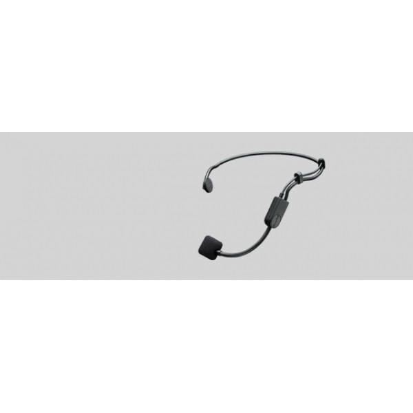 Shure - [PGA31TQG] Microfono di testa Condensatore Cardioide Nero