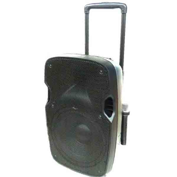 AudioDesign - [PAX12W/L ] Sistema di amplificazione portatile 60W