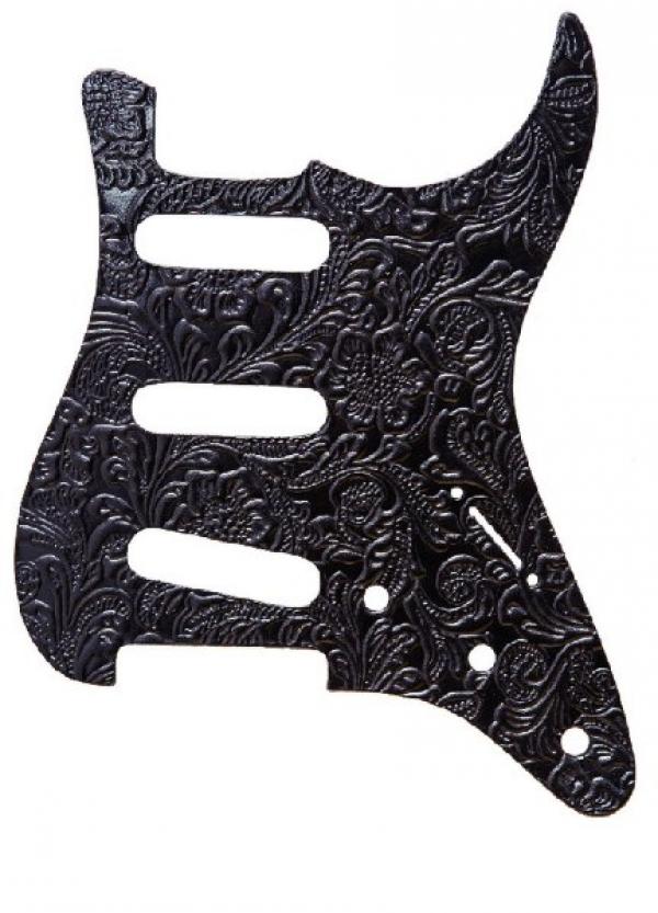 Battipenna per chitarra elettrica S Black