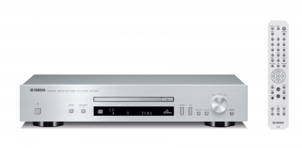 Yamaha - [CD-N301] Compact Disc Player Silver