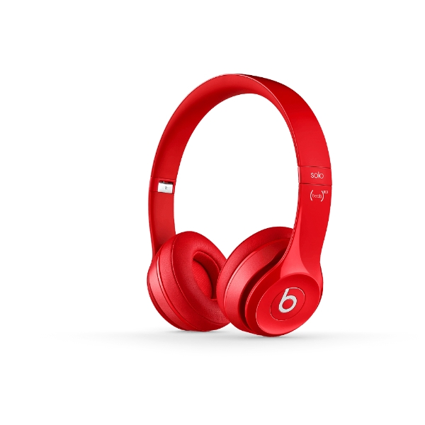 Beats - [MH8W2ZM/A] Beats Solo 2.0 Red