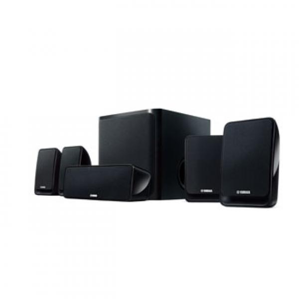 Yamaha - [NS-P20] Speaker Package Black