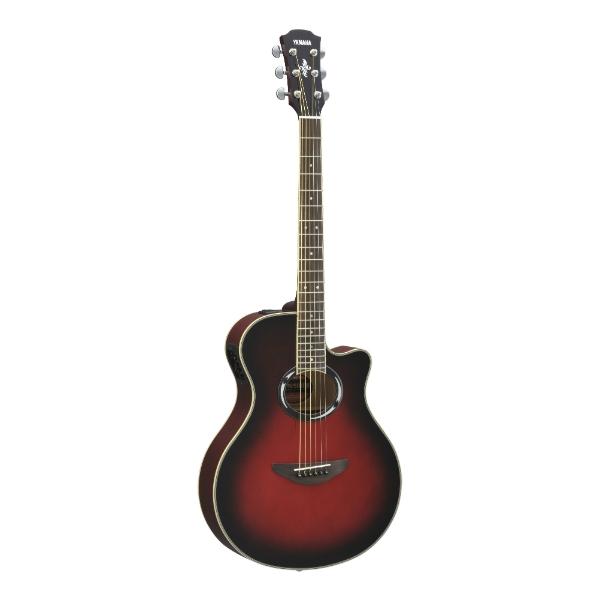Yamaha - APX - [APX500IIIDSR] Chitarra acustica-elettr. / Dusk Sun Red