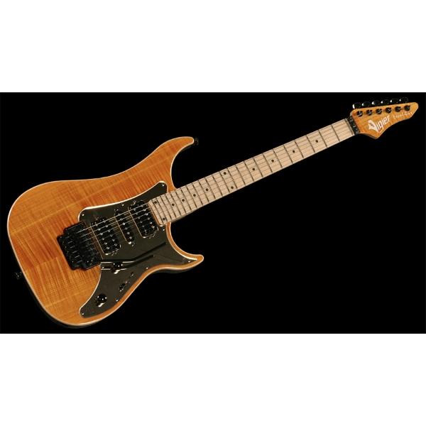 Vigier Guitars - Chitarra elettrica Excalibur Custom HSH - Gold Finish