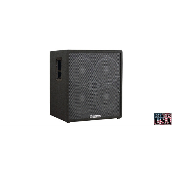 "Carvin - [BR410-4] Cabinet x basso 4X10"", 1200W, 4 OHM"
