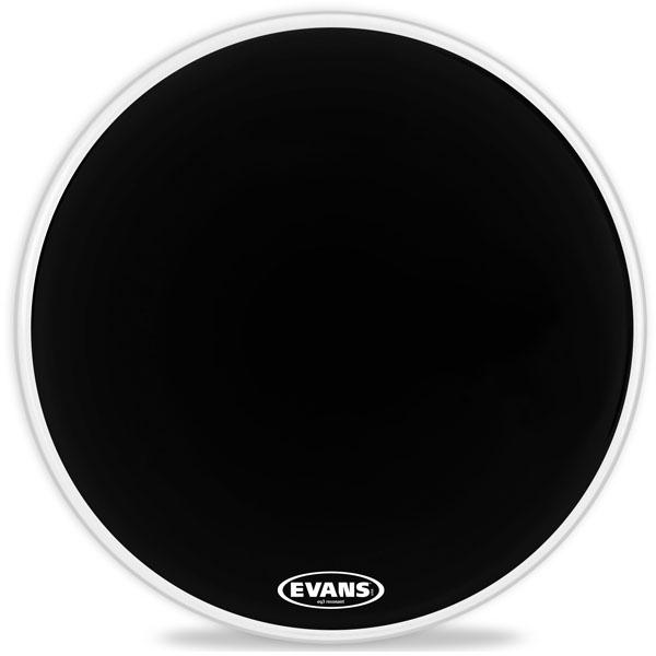 Evans - Pelle risonante 22 EQ3 BLK - No Foro