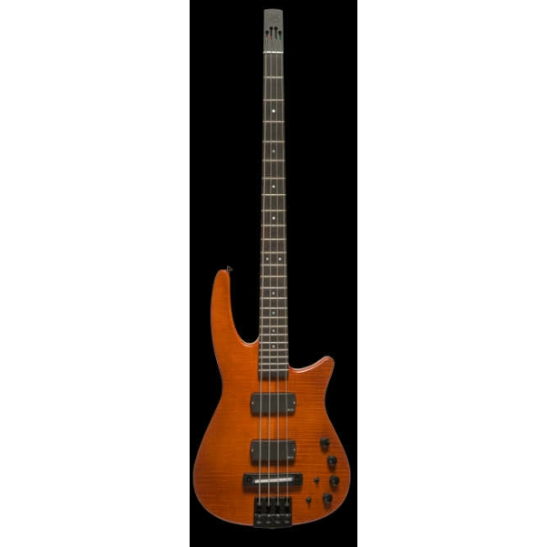 NS Design - Serie Cr - [CR4-BG-AMS] - Radius Bass - Amber Satin