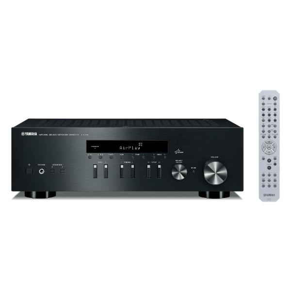 Yamaha - [RN301BL] Sintoamplificatore Network - Nero