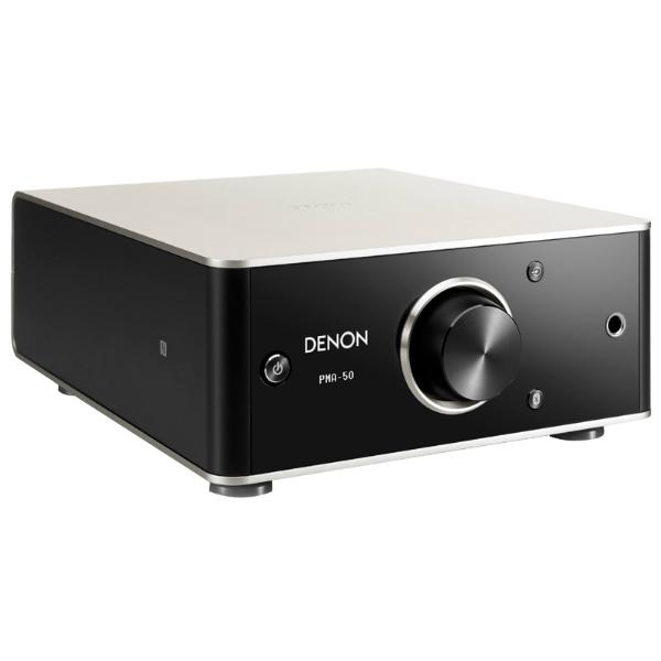 Denon - [PMA 50] Amplificatore integrato Serie PMA - Black/silver