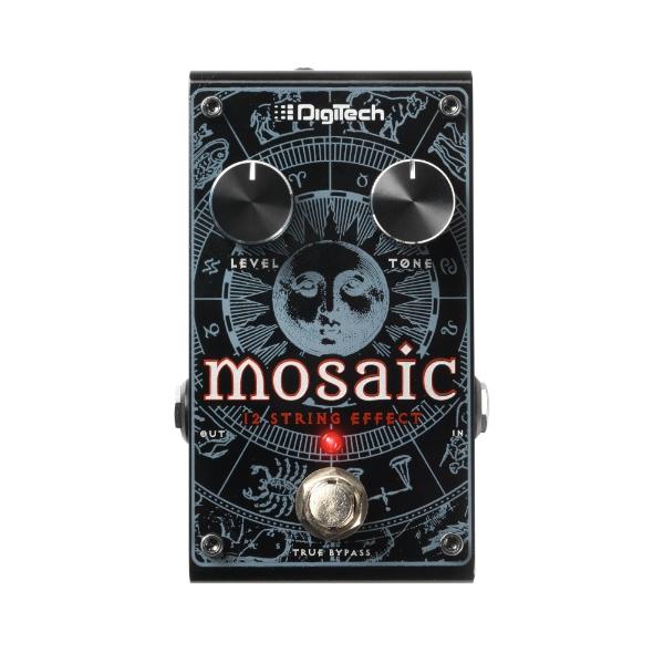 "Digitech - ""MOSAIC"" Pedale per chitarra effetto 12 corde"