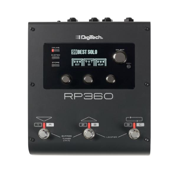 Digitech - [RP360] Multi effetti per chitarra