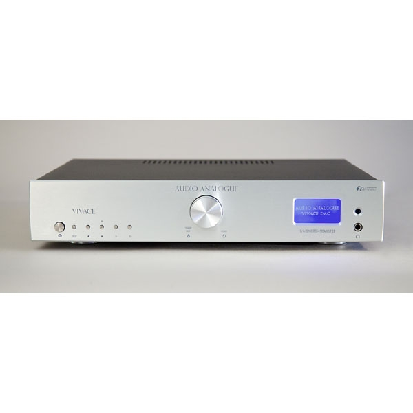 Audio Analogue - Preamplificatore DAC Vivace serie AIRTECH