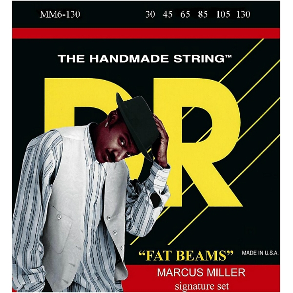 Dr Strings - [MM6-130] MUTA BASSO MARCUS MILLER 30-130DR