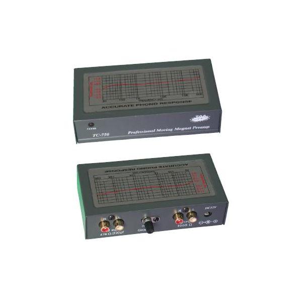 Thender - Tc-750 preampl.ac/dc