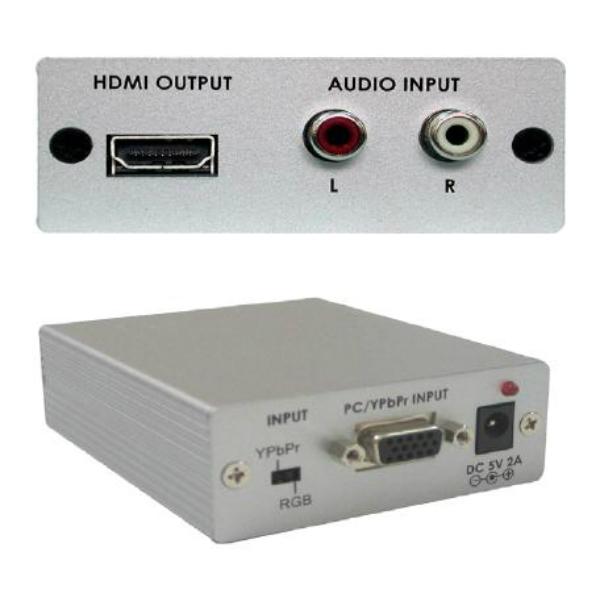 Thender - [CP-261H] CONVERTITORE HDTV analogico-digitale