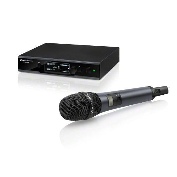 Sennheiser - [EW D1-835S-H-EU] Sistema wireless VOCAL SET D1