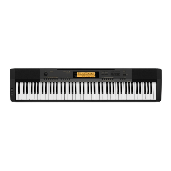 Casio - [CDP-230BK] Pianoforte Digitale - Nero