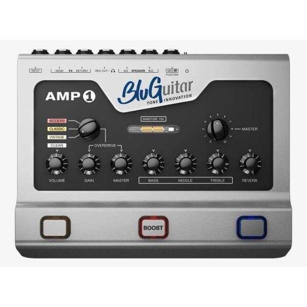 [BL10101] AMP 1 Ampli x chitarra formato pedaliera