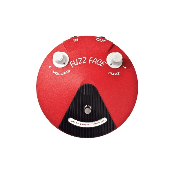 Dunlop - [JHF3] Band of Gypsys Fuzz Face Distortion