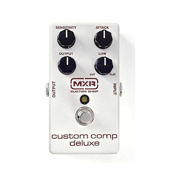 Dunlop - Mxr - [CSP204] Custom Comp Deluxe