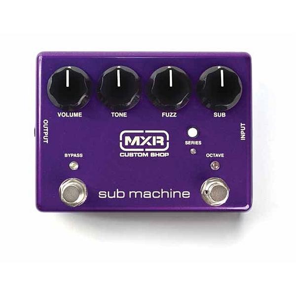 Dunlop - Mxr - [CSP210] Sub Machine Octave Fuzz