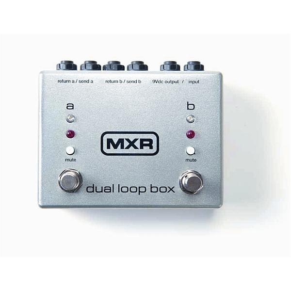 Dunlop - Mxr - [M198] Dual Loop Box