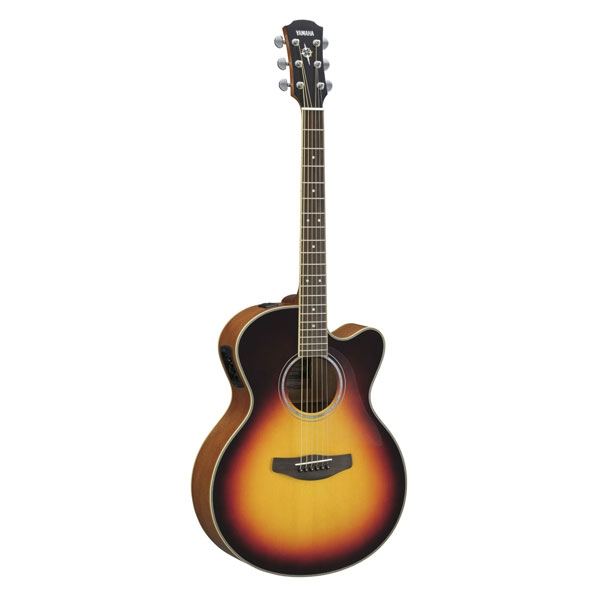 Yamaha - CPX - [CPX500IIIVSB] Chitarra elettroacustica Vintage Sunburst