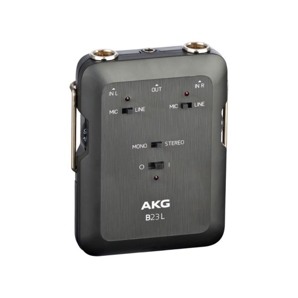 Akg - [B23L] Alimentatore phantom 9V