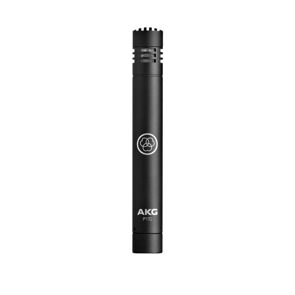 Akg - [P170] Microfono a Condensatore Cardioide per Strumenti