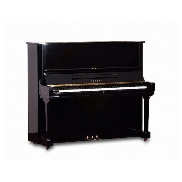 Yamaha - [U3H] Pianoforte Verticale Polished Ebony - Ricondizionato Yamaha