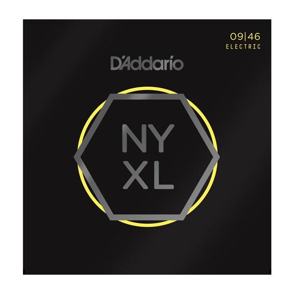 """D'Addario - [JDNYXL0946] """"NYXL 0946"""" Super Lite/ Regular 09-46"""