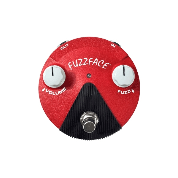 Dunlop - [FFM6] Band of Gypsys Fuzz Face mini
