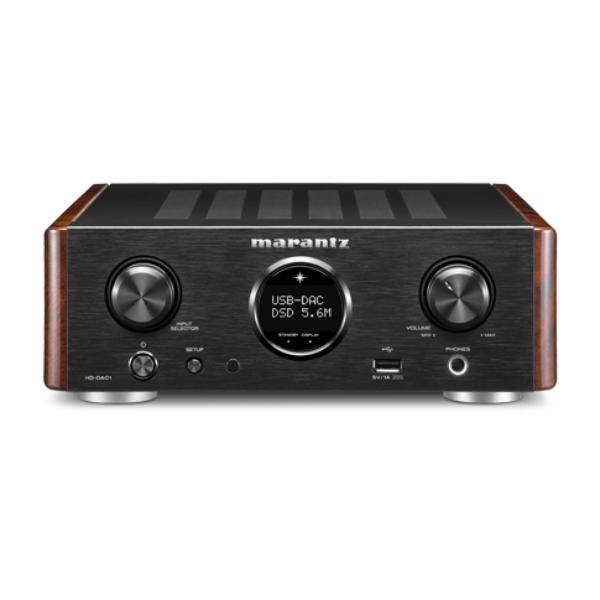 Marantz - [ HD-DAC1] Amplificatore Convertitore USB/DA - Nero