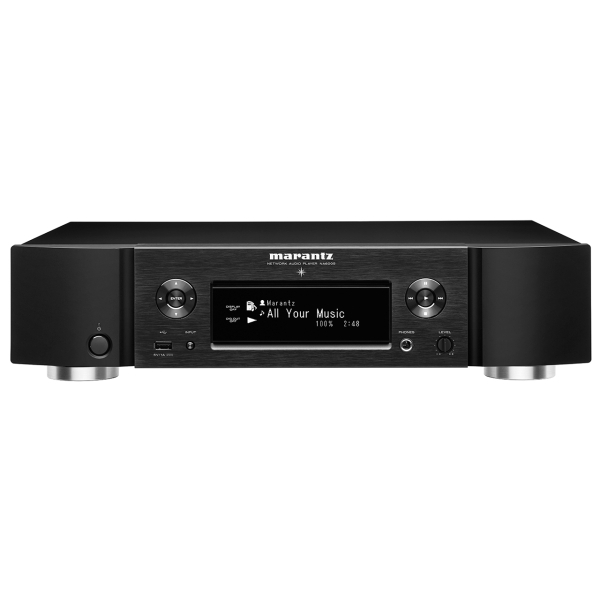 Marantz - [NA6005] Player audio di rete, Nero